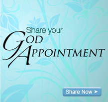 God Appointments blog